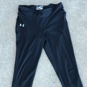 Under Armour Black legging size XS